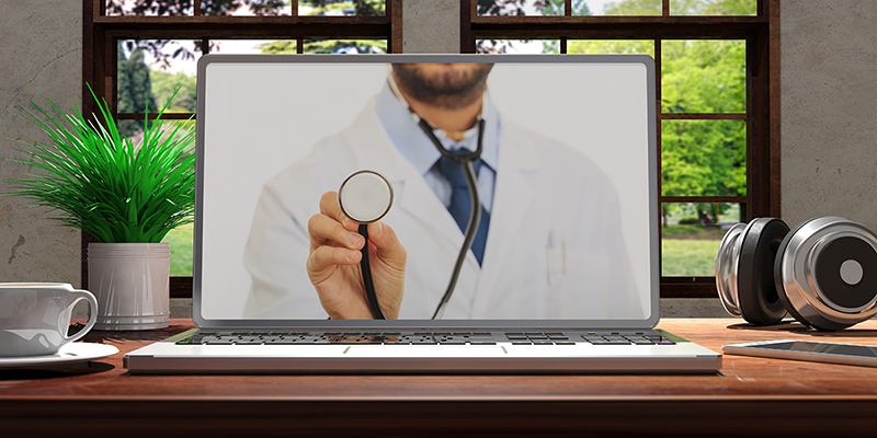 virtual visit doctor mobile